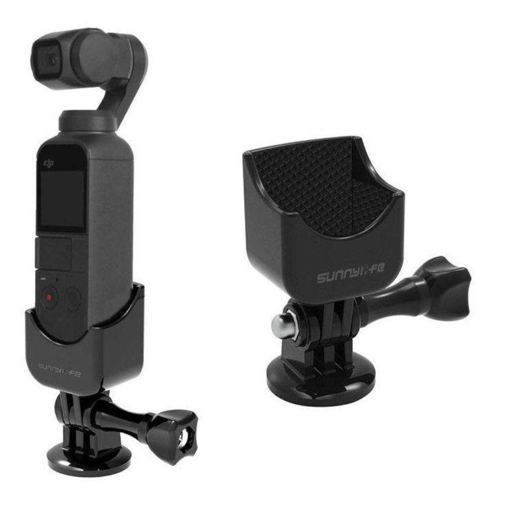 Suporte Adaptador Buckle para câmera Dji Osmo Pocket