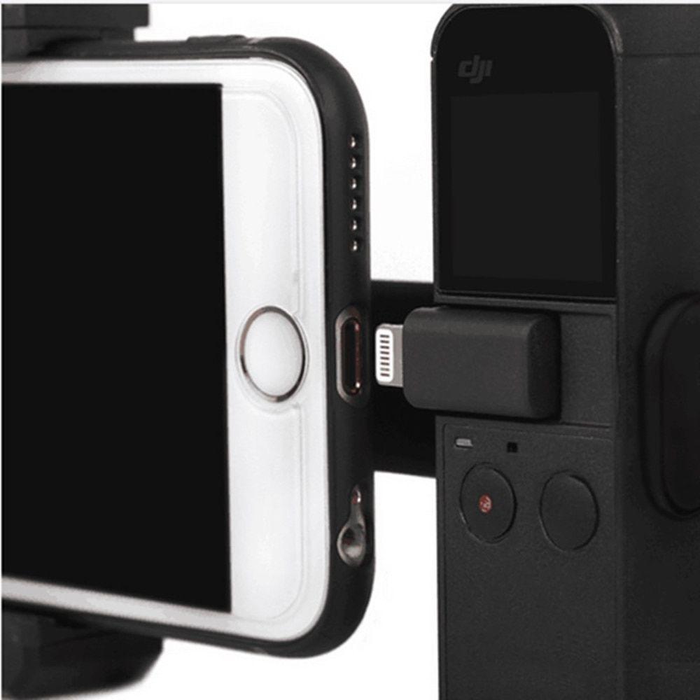 Suporte Adaptador de celular para DJI Osmo Pocket 1 e 2