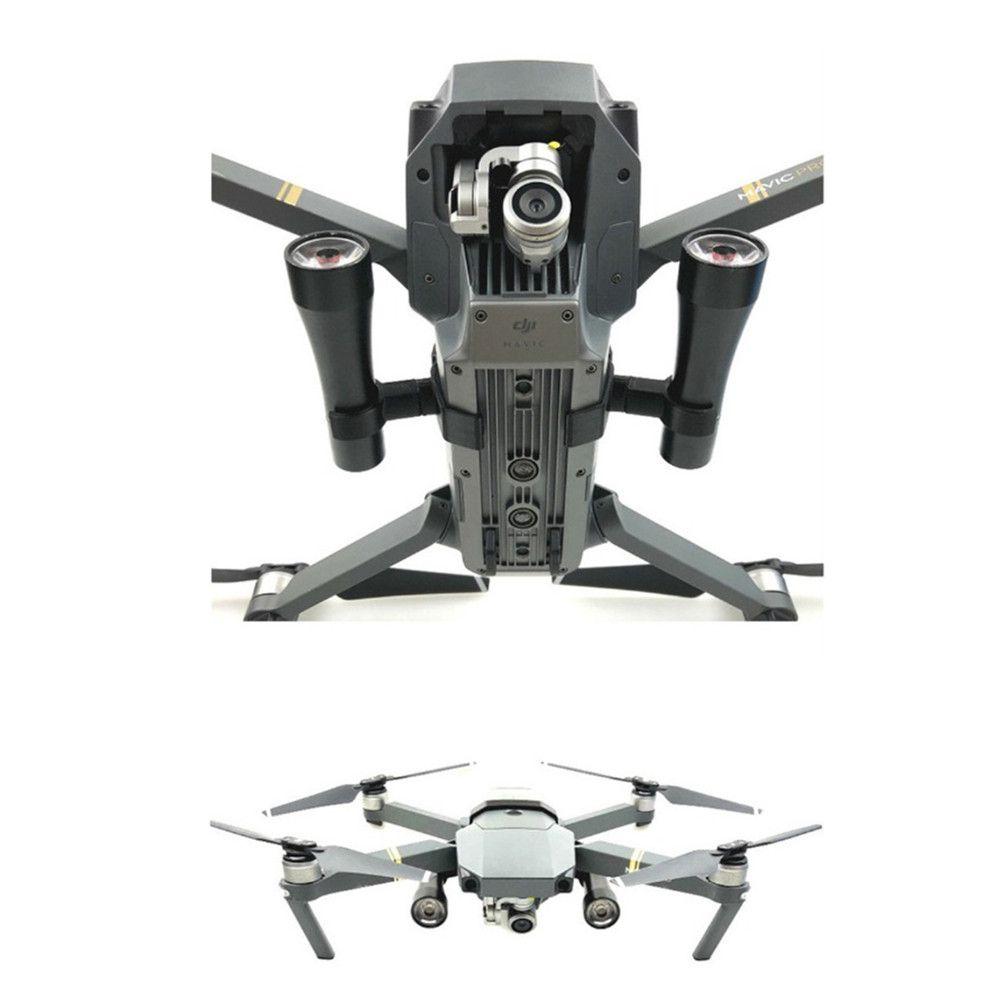 Suporte Adaptador e Lâmpada de Navegação Para Drone DJI MAVIC PRO