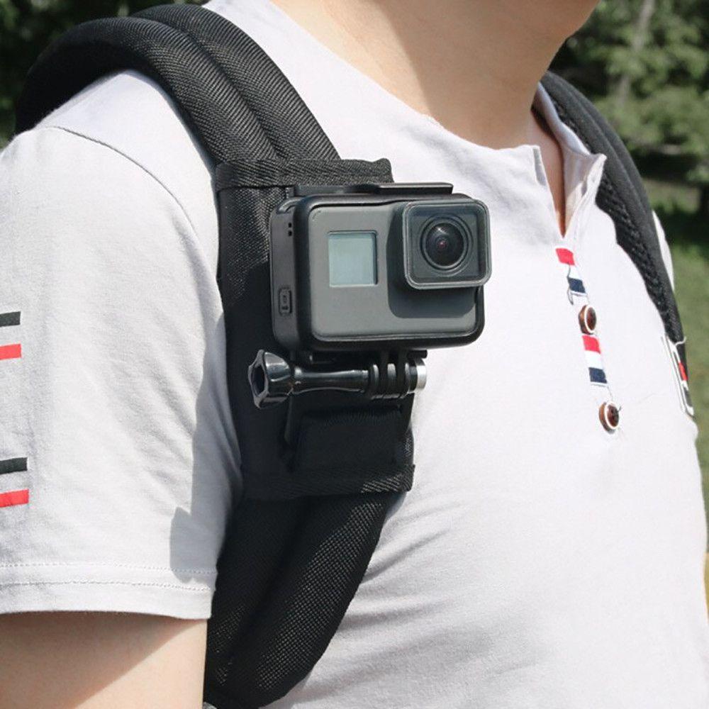 Suporte Alça de ombro ou Mochila Bolsa GoPro Sjcam
