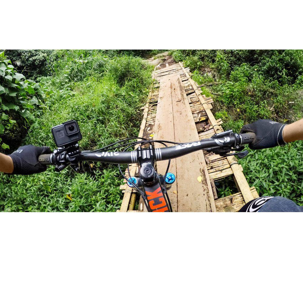 Suporte Barra Guidão Bicicleta Bike 360º Original GoPro