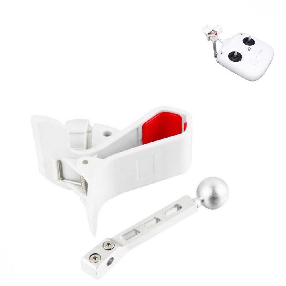 Suporte Clip Smartphone Para Controle Remoto Drone Dji Phantom 3 Standard