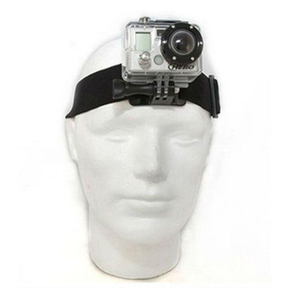 Suporte de cabeça head para Câmeras GoPro Hero e SJCam