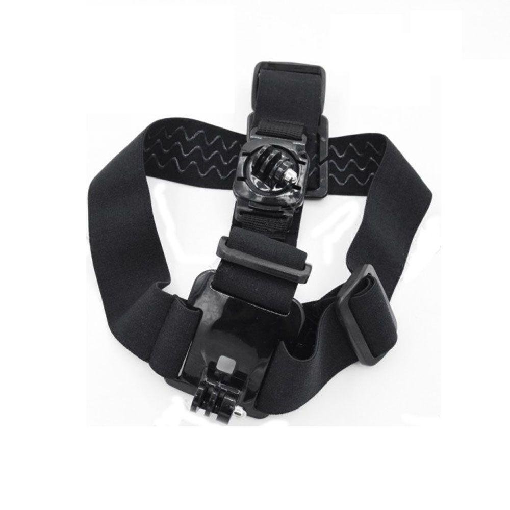 Suporte Duplo Cabeça Head 360° para Câmeras de Ação GoPro Hero SJCam Xiaomi