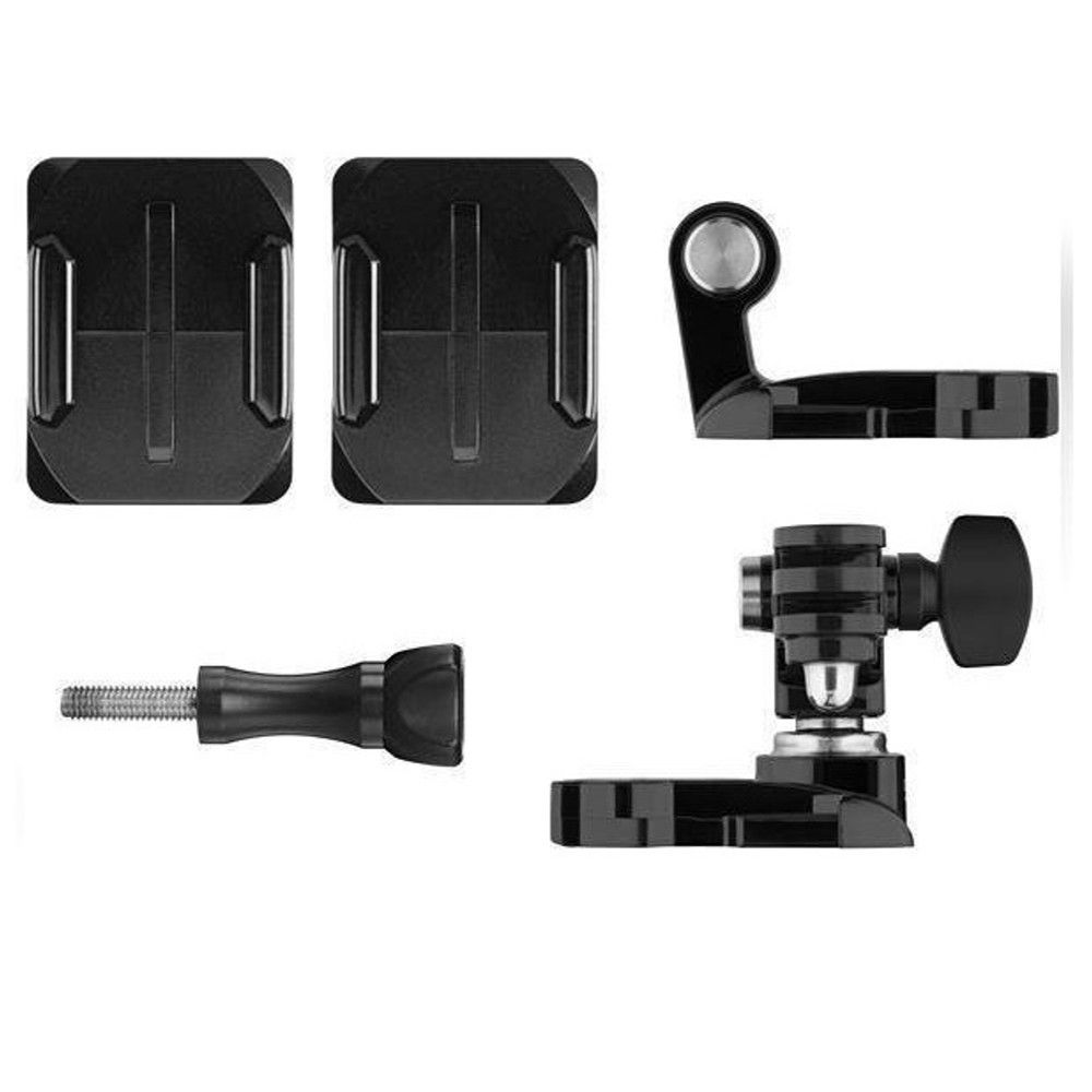 Suporte Frontal e Lateral para Capacete - Original GoPro Ahfsm-001