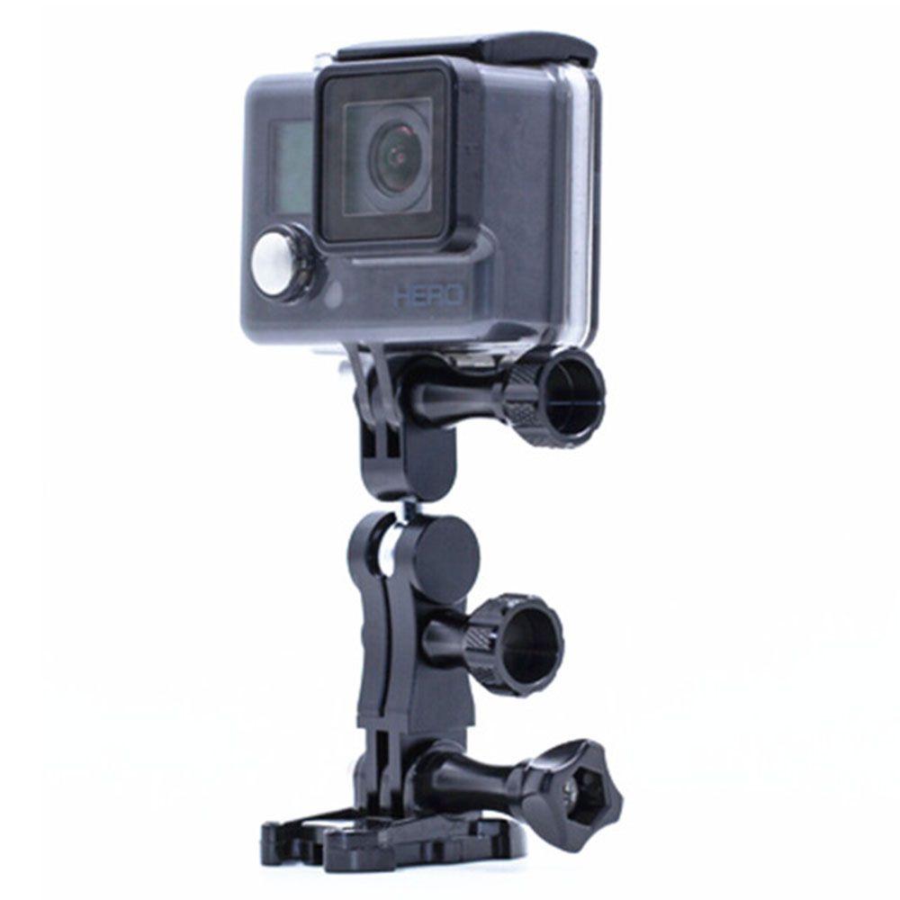 Suporte Giratório Pivot Com Rotação 360° em alumínio para GoPro Hero SJCam Xiaomi