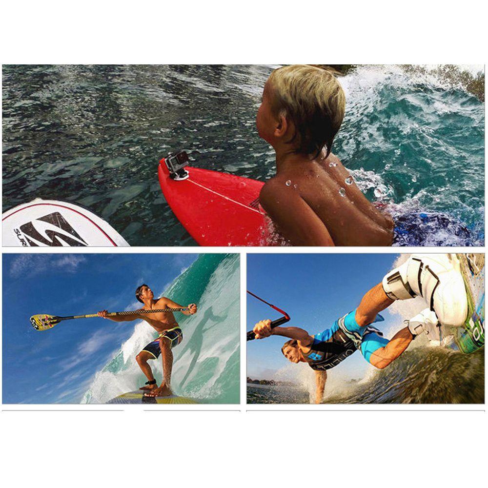 Suporte Kit Surf Board para Câmeras de Ação GoPro Hero SJCam Xiaomi