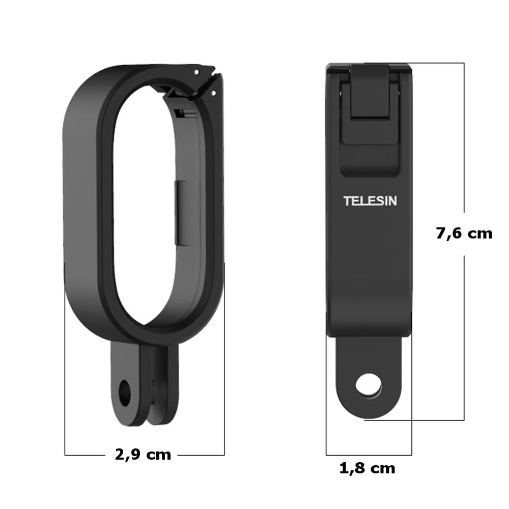 Suporte Moldura Frame Telesin para Insta360 GO 2