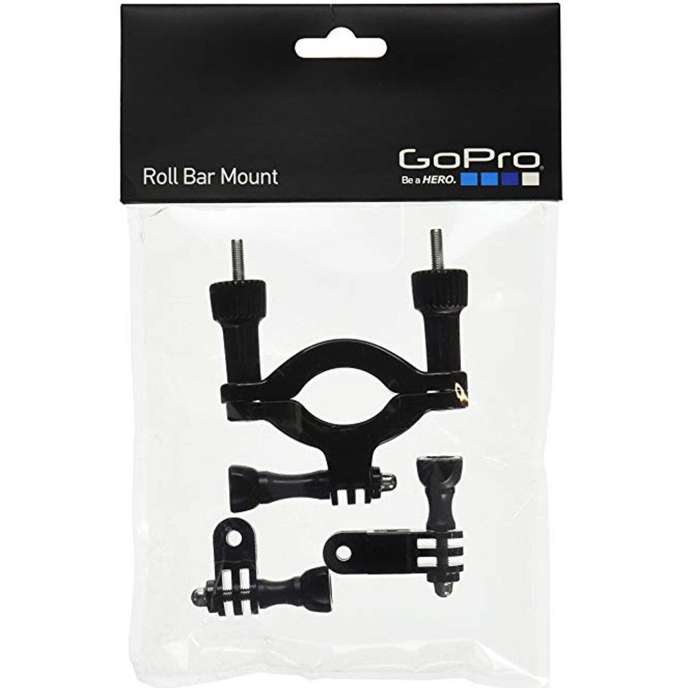Suporte para Guidão Bike Roll Bar Mount Original GoPro GRBM30