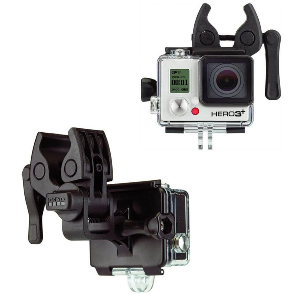 Suporte Original para fixação de GoPro 3, 3+, 4 em Armas,  Varas e Arcos -  Sportsman Mount