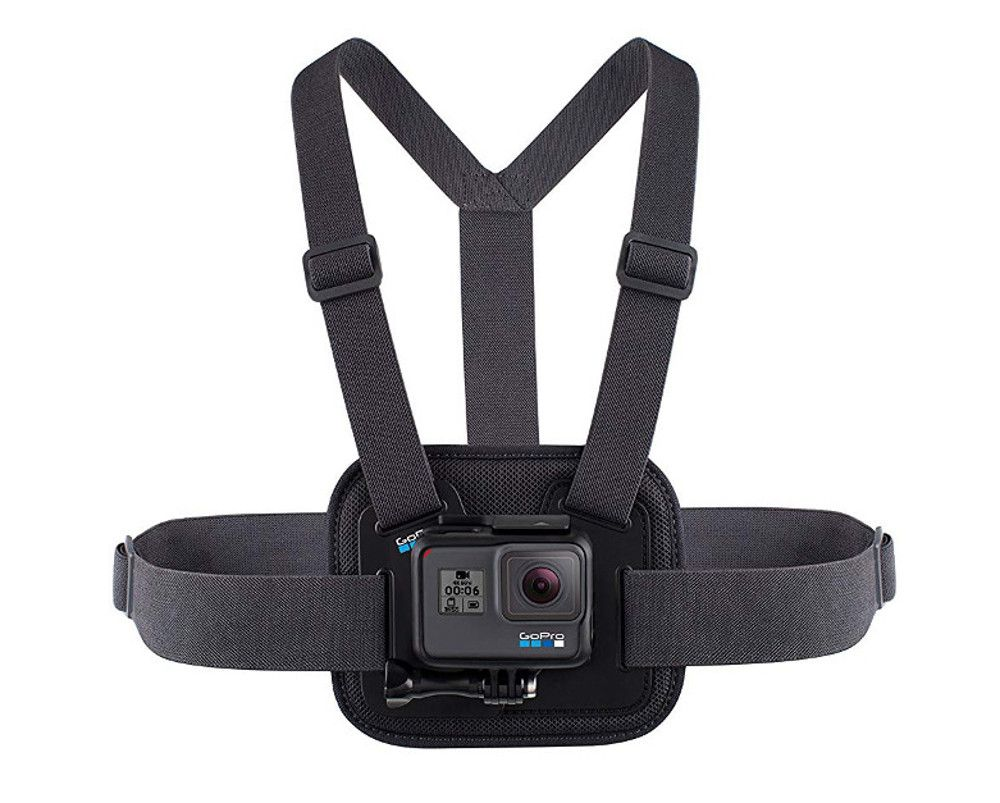 Suporte Peitoral Original GoPro V2 Chesty GoPro 2-7