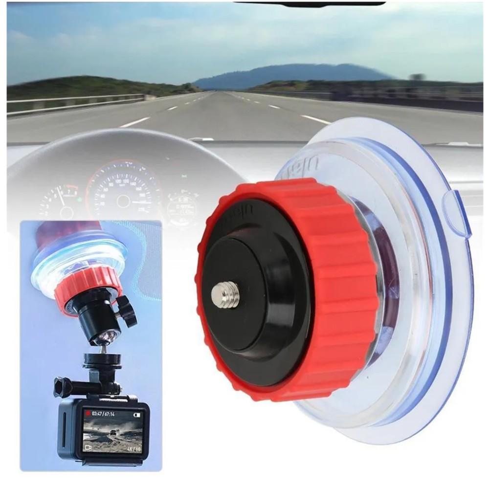 Suporte Ventosa Sucção Para Câmeras de Ação - Ulanzi U-50