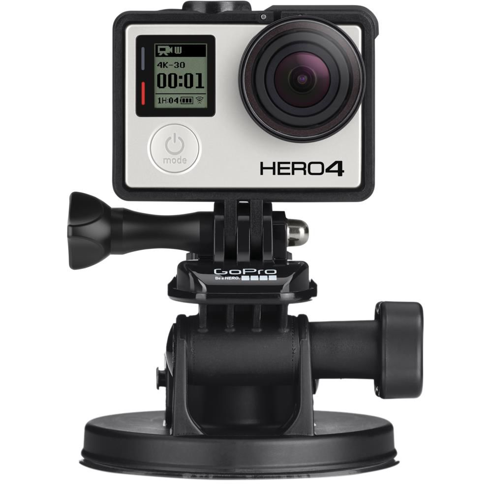 Suporte Ventosa Suction Cup Carro Tripe Original GoPro Hero