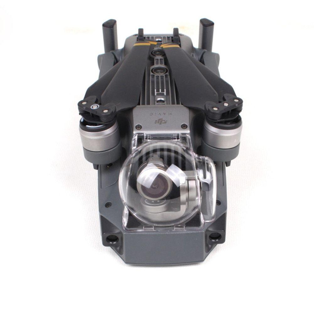 Tampa protetora da lente da câmera para DJI Mavic Pro - Transparente