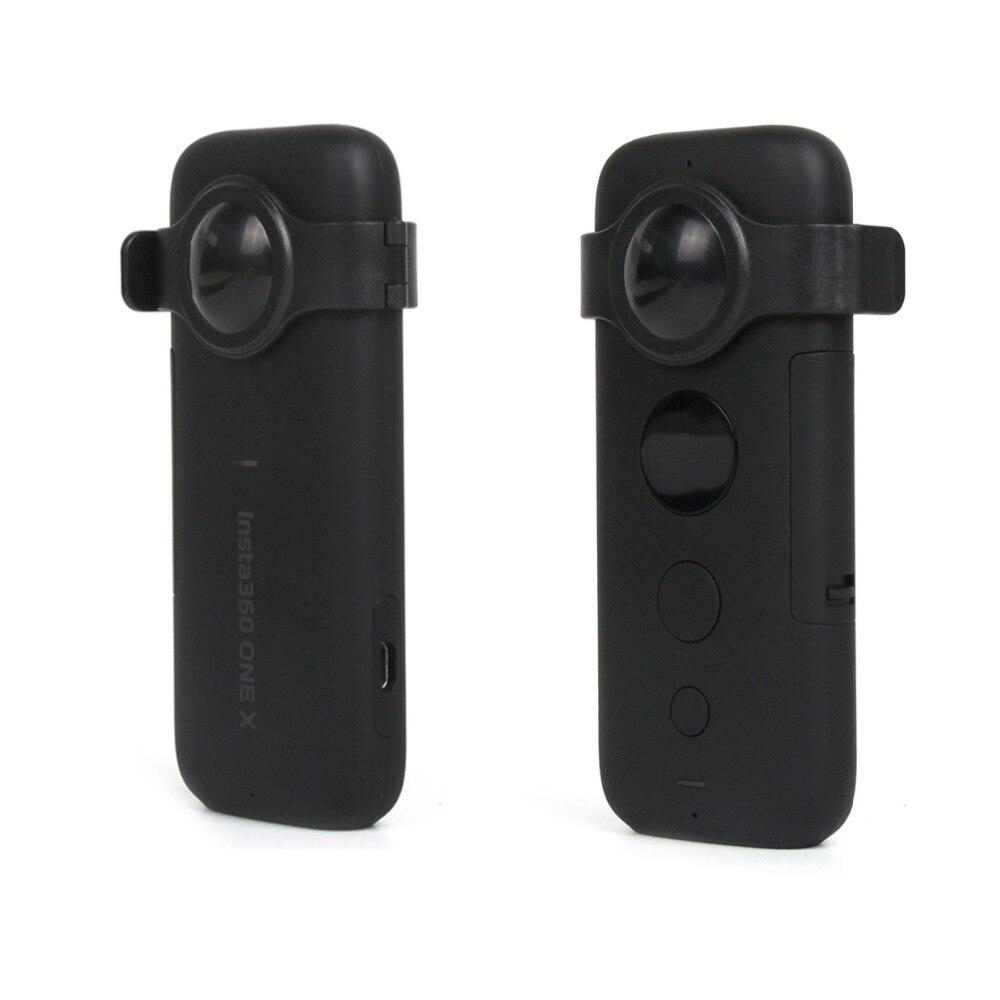 Tampa protetora de lente da câmera Insta360 One X