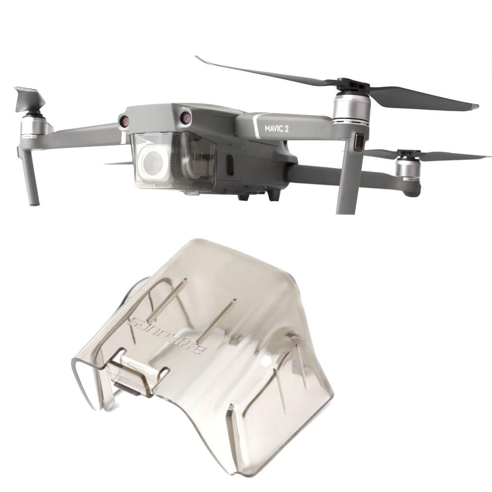 Tampa protetora de lente e gimbal para Drone DJI Mavic 2 Pro