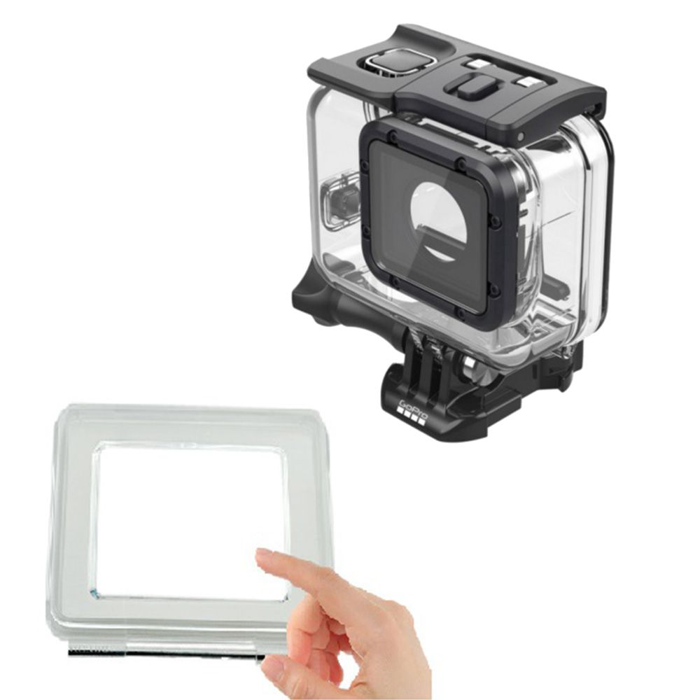 Tampa Traseira Touch para Cx Estanque Super Suite Original Gopro 567