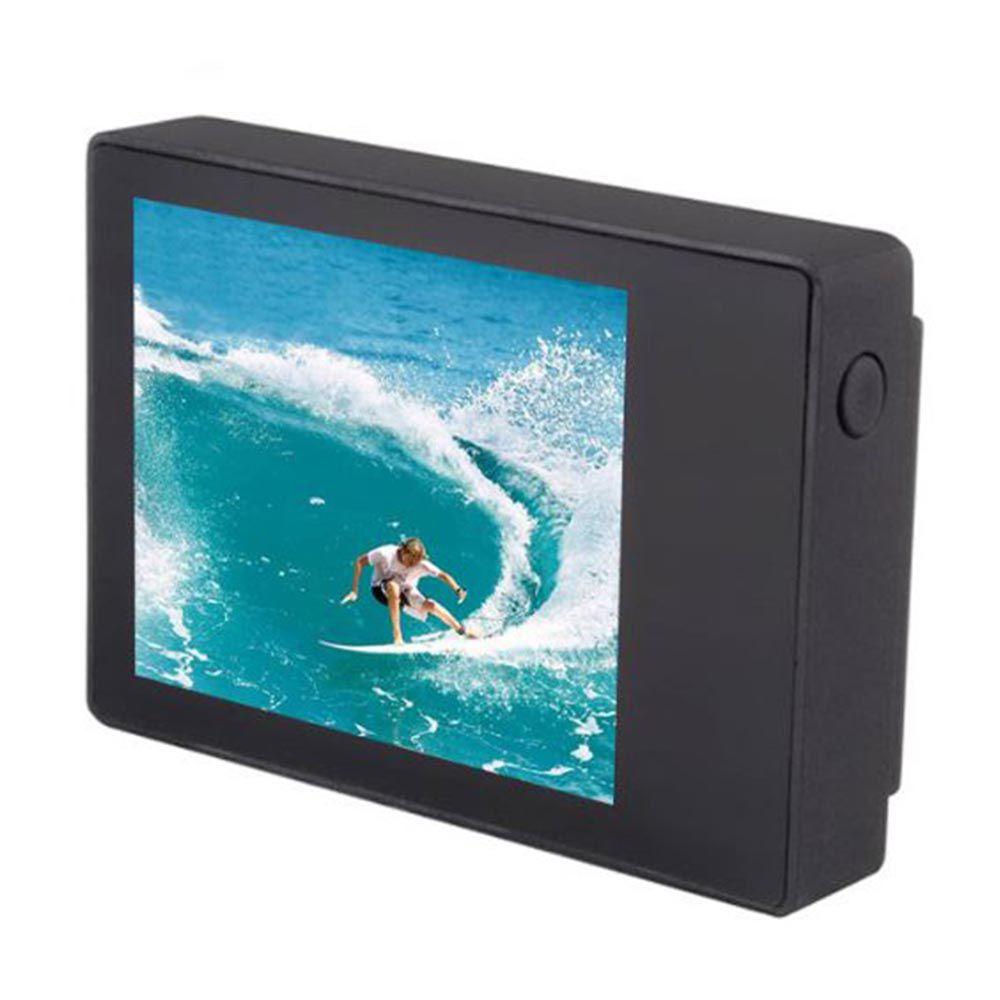 Tela Lcd 2' com caixa estanque - completo GoPro Hero 3/3+/4