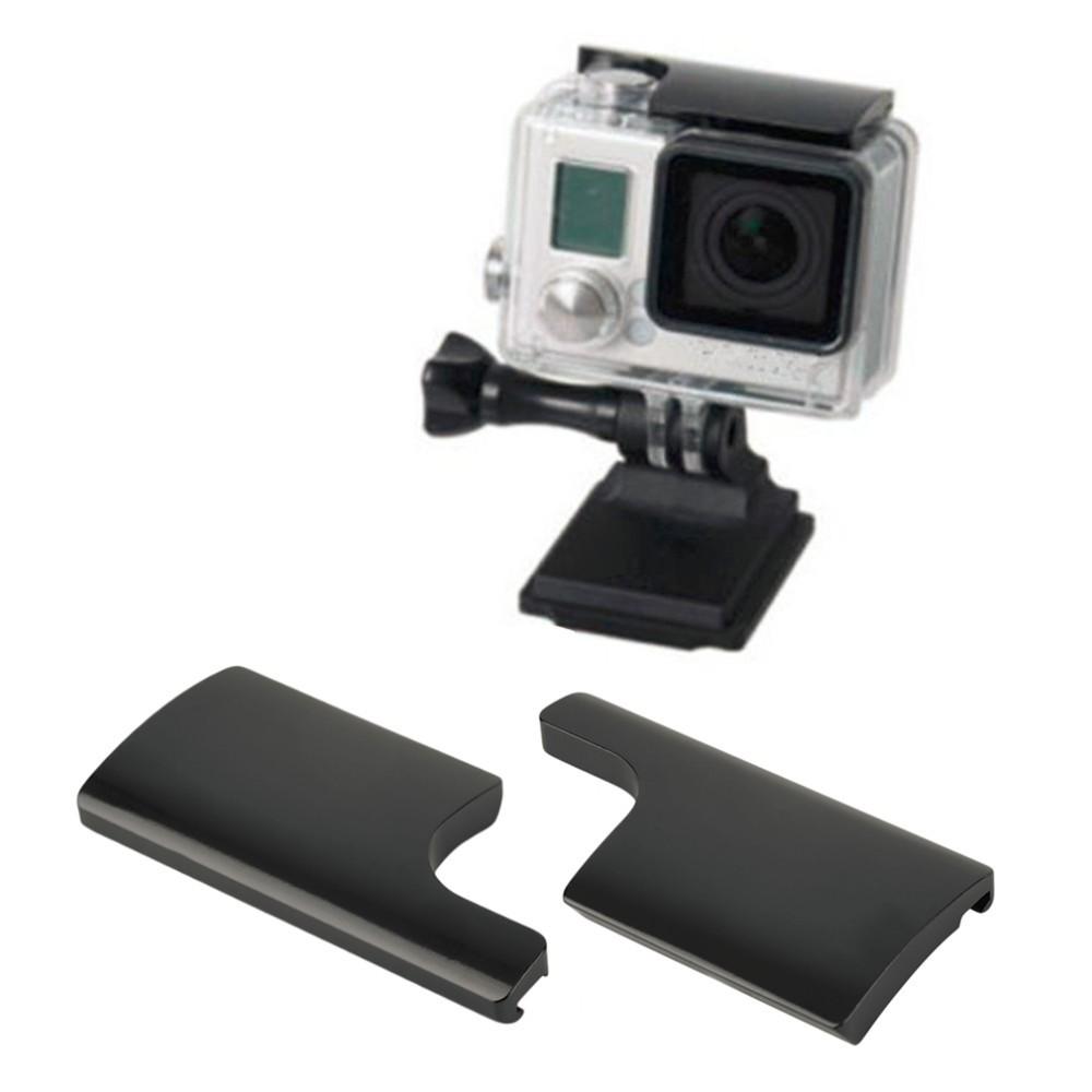 Trava Segurança em Alumínio para GoPro Hero 3+, 4 - Preta