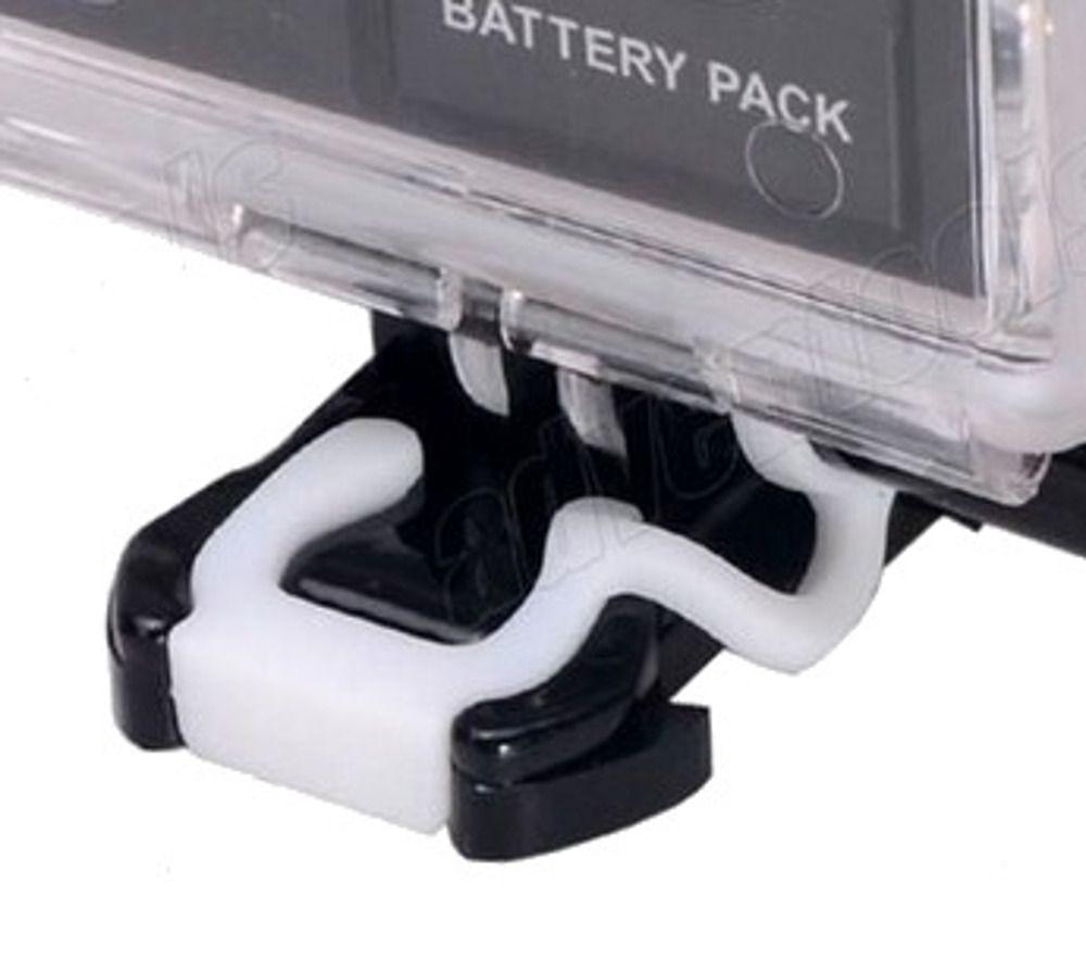 Trava Vedação Anti-Choque Vibração Rubber para Câmeras GoPro SJCam Xiaomi