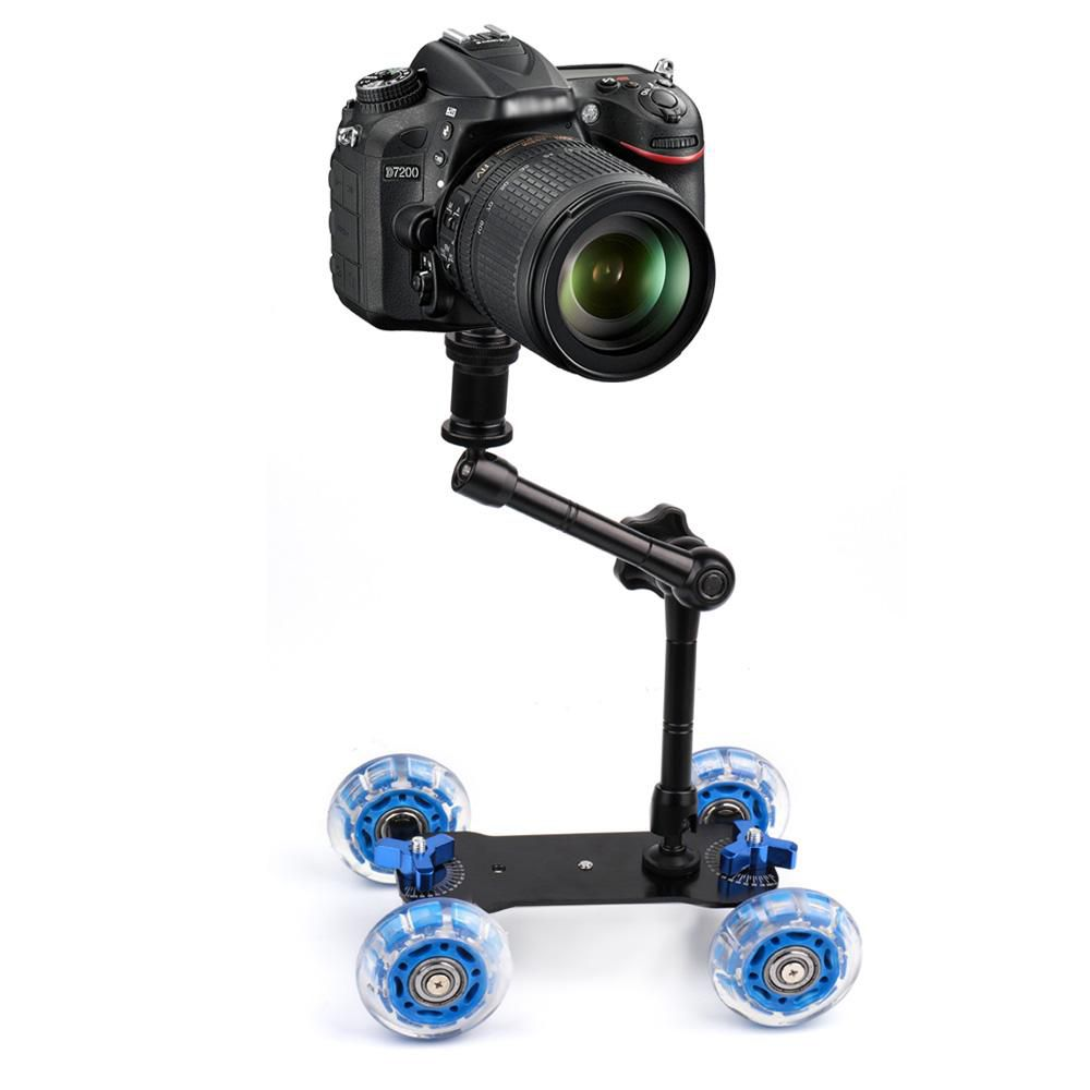 Tripe Magic Arm Dolly para Câmeras Dslr e de Ação GoPro Hero SJCam Xiaomi