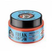 Atacado Para Barbearias - 6 Pomada para Cabelo - Fiber Cream - Alta Fixação Freak Show - Don Alcides