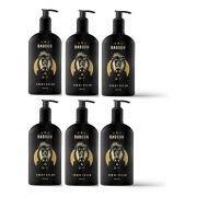 Atacado Para Barbearia Netbarbas - Kit 6 Shave Cream - Creme de Barbear - Baboon