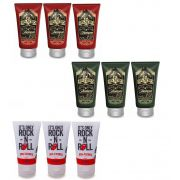 Atacado Para Barbearia Netbarbas - Kit 9 Shampoo Barba - Variados- Don Alcides