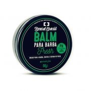 Balm para Barba Fresh 50g - Beard Brasil