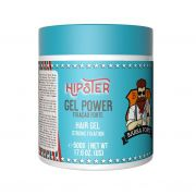 Gel Power Hipster - 500g  - Barba Forte