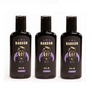 Kit - 3 Balm Para Barba - 140 ml - Baboon