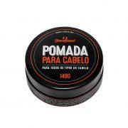 Kit - 3 Pomada Para Cabelo Efeito Molhado - Beard Brasil