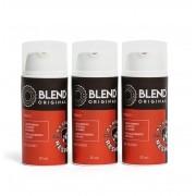 Kit - Blend De Crescimento Para Barba - Barba de Respeito - 3 Meses de Tratamento