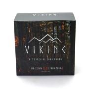 Kit Collection - Necessaire, Shampoo, Balm - Terra -Viking