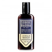 Kit - Completo Com Pincel de Barba - Jungle Boogie - Sobrebarba