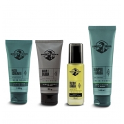 Kit Completo - Fresh Woods - Barba Brava