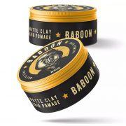 Kit Dupla Baboon - Shave Cream + Pomada Matte Clay - Baboon