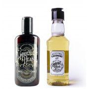 Kit -  Grooming e Shampoo Para Cabelo - Knucklehead