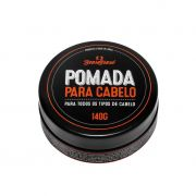 Kit - Pomada Para Cabelo, Óleo e Shampo Para Barba - Beard Brasil