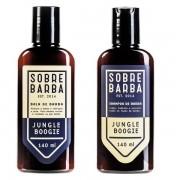 Kit - Shampoo e Balm de Barba Jungle Boogie - Sobrebarba