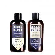 Kit Viagem - Shampoo e Balm de Barba Jungle Boogie - Sobrebarba