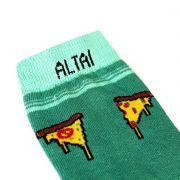 Meia Pizza Verde - Altai