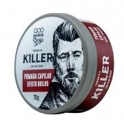 Pomada Capilar Killer - Efeito Brilho - Alta Fixação - QOD Barber Shop