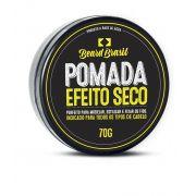 Pomada Para Cabelo - Efeito Seco - Beard Brasil