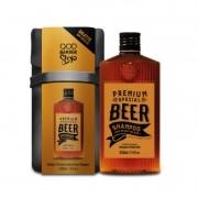 QOD Barber Shop Beer Shampoo 3 em 1 - 240ml