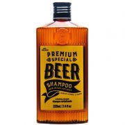 QOD Barber Shop - Premium Special Beer Shampoo Cabelo e Barba - 220ml