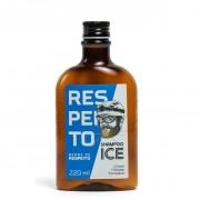 Shampoo Barba e Cabelo Ice - Barba de Respeito 220 ml