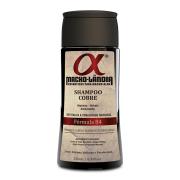 Shampoo Para Barba e Cabelo - Fórmula 84 - 250 ml - Macho-Lândia