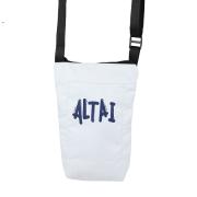 Shoulder Bag Impermeável Branca - Altai