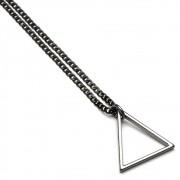 Turner Chain Black - Colar Key Design